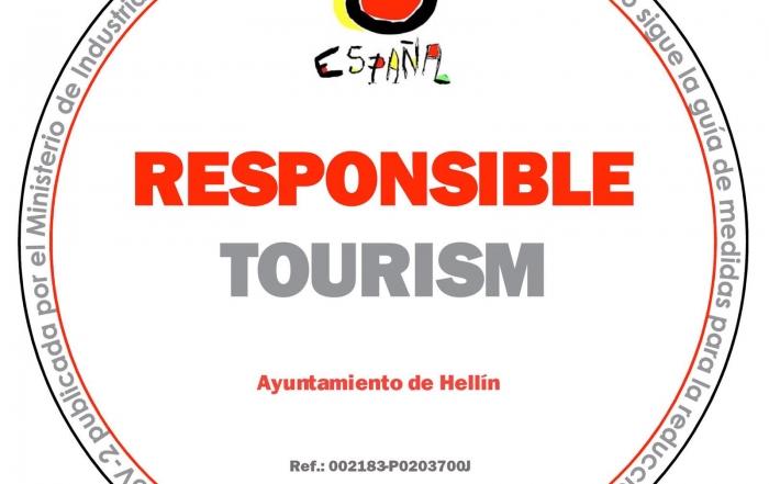 Responsible Tourism Safe Destination Seal