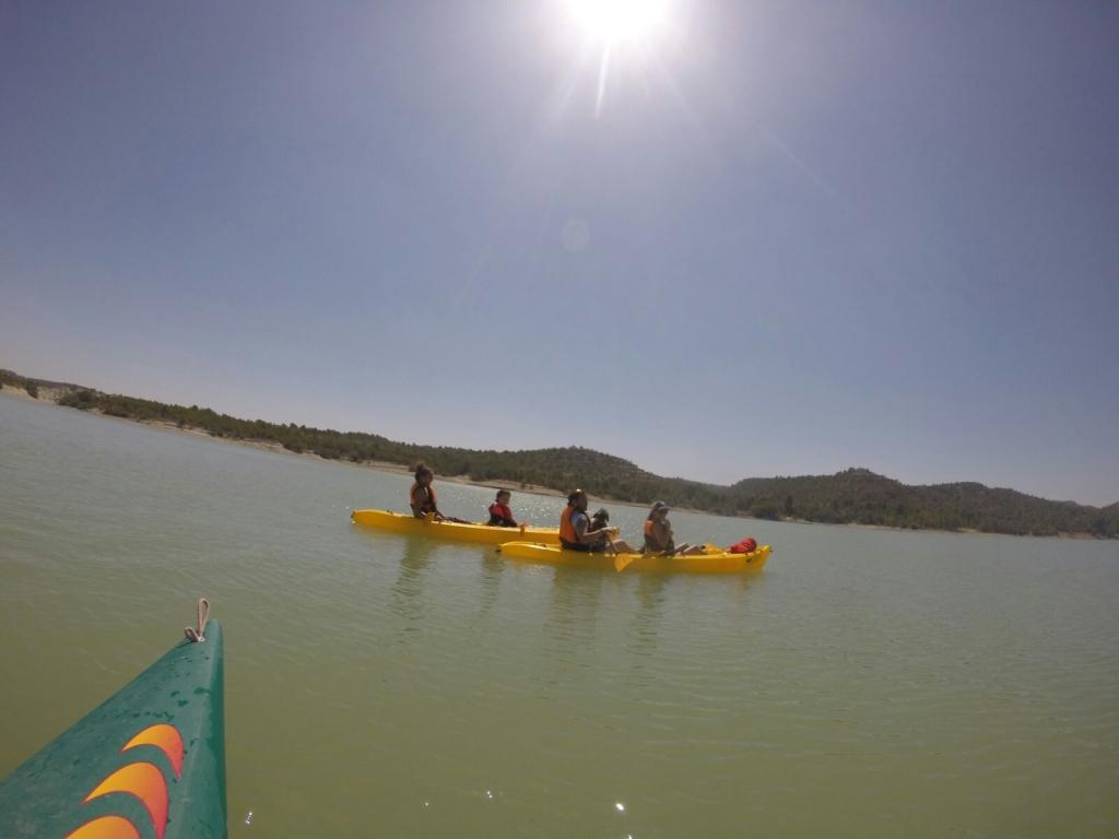 Ruta Kayak