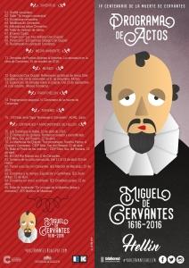 Cervantes_Programa de actos_Portada
