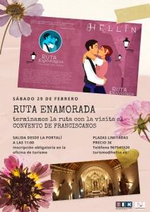 RUTA ENAMORADA+
