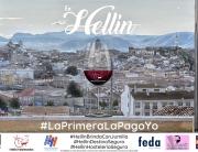 #HellínBrindaConJumilla entra nella campagna # EnHellínLaPrimeraLaPagoYo
